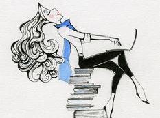 Diva de l'écriture